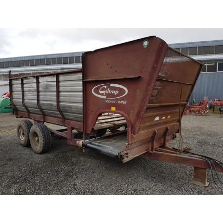 Giltrap Silage Wagon