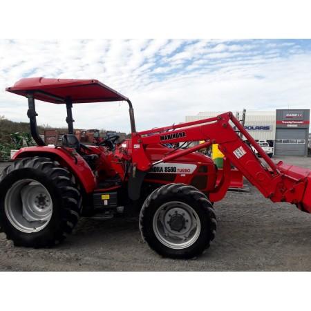 Mahindra 8560 Turbo