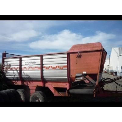 Buckton SD100 Silage Wagon