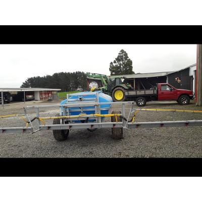 Bertolini 1150Ltr Trailed Sprayer